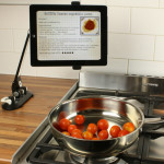 Support articulé de tablette ou d'ipad toute surface