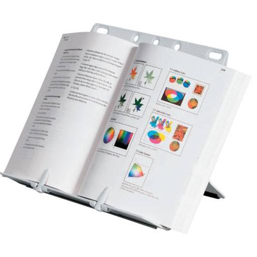 Pupitre-Support de livres Grand Format blanc
