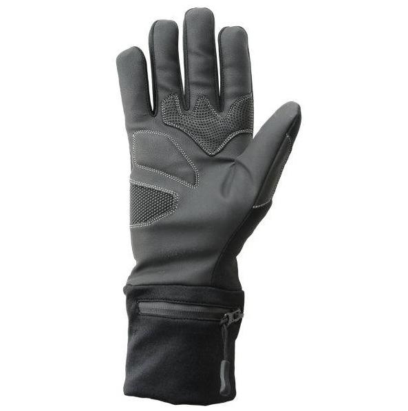 gants chauffants imperm ables isolants noirs vilacosy. Black Bedroom Furniture Sets. Home Design Ideas