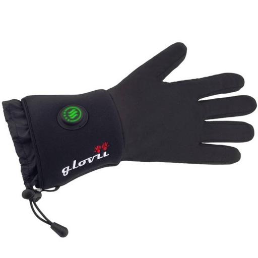 Sous-gants chauffants fins et résistants 6h autonomie
