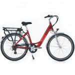 Vélo Electrique NEOMOUV Carl 16Ah 580Wh Autonomie 105km / Option N7 ou hydrau