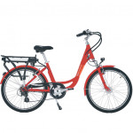 Vélo Electrique NEOMOUV Facelia Nexus 3 13Ah 480Wh Autonomie 85km
