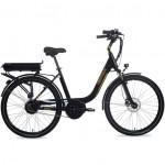 Vélo Electrique NEOMOUV Kal moteur central freins hydrau autonomie 85, 105, ou 120km