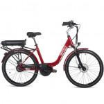 Vélo Electrique NEOMOUV Kalyso moteur central freins hydrauliques autonomie 85, 105, ou 135km