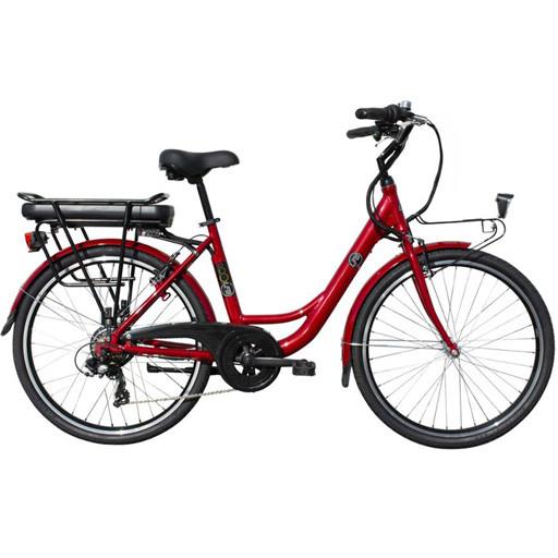 Vélo Electrique série limitée LFB-NEOMOUV-CT26-Linaria 480Wh 13Ah Autonomie 85km