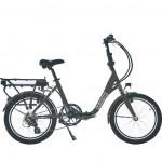 Vélo Electrique Pliant 16Ah 580Wh Autonomie 105km