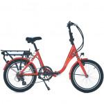 Vélo Electrique Pliant 13Ah 480Wh Autonomie 85km