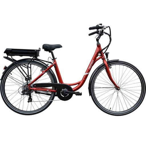 Vélo Electrique NEOMOUV Linaria 13Ah 480Wh Autonomie 85km