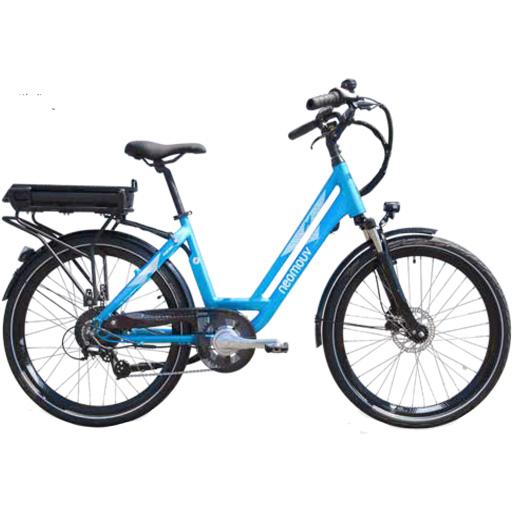 Vélo Electrique NEOMOUV Car freins hydrau 13Ah 480Wh Autonomie 85km