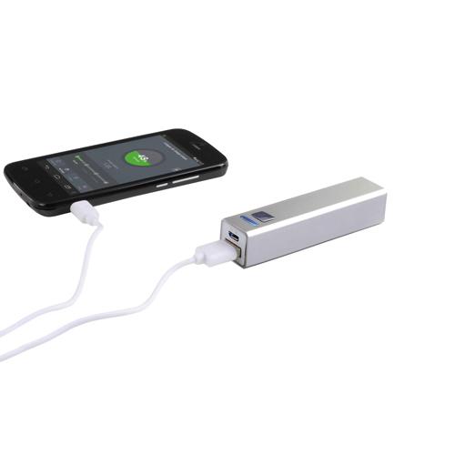 Batterie externe pour portables avec port USB forte autonomie