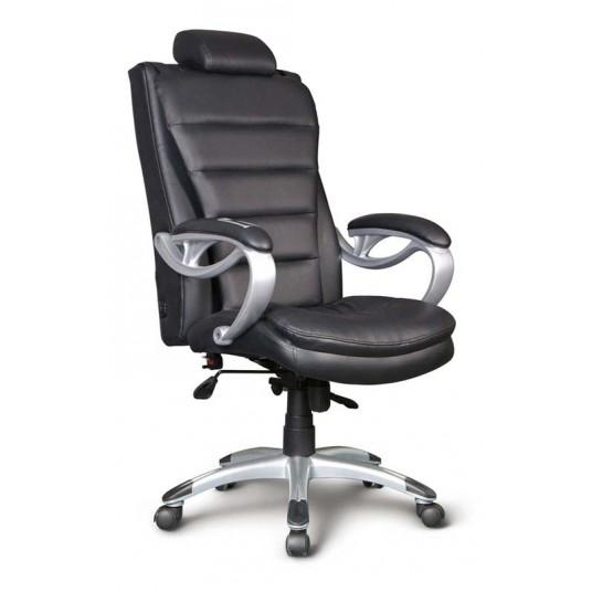 fauteuil de bureau chauffant et massant vilacosy. Black Bedroom Furniture Sets. Home Design Ideas