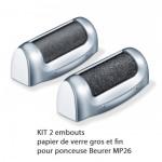Kit de remplacement pour la Ponceuse Beurer MP26