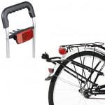 Kit attache vélo spécial chariots de courses 2 roues Andersen