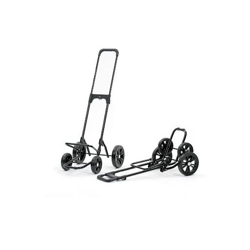chariot de courses marron 49l isotherme 4 roues andersen vilacosy. Black Bedroom Furniture Sets. Home Design Ideas