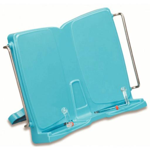 Pupitre-Support de livres Grand Format bleu