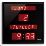 Horloge Electronique Date/Heure