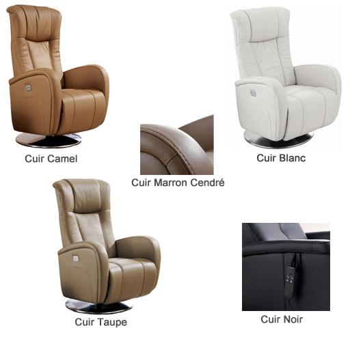 fauteuil relax cuir motorise volupte couleurs Résultat Supérieur 5 Beau Fauteuil Relax Cuir Noir Photos 2017 Uqw1